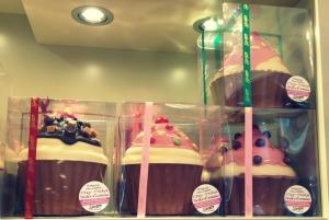 cupcake choc